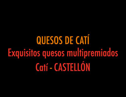 Exquisitos quesos multipremiados. Catí. Castellón