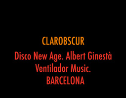 Disco New age. Ventilador Music. Barcelona